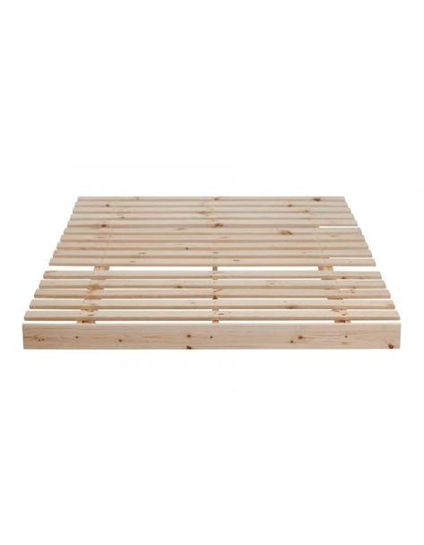 Strong Traditional Pine Futon Bed