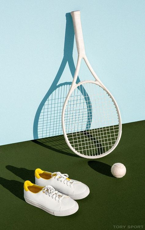 Tory Sport Tennis: Discover a modern play on iconic style – From Parts Unknown Mode Tennis, Tennis Clubs, Tennis Players, Tennis Racket, Sport Basketball, Sport Tennis, Play Tennis, Sport Sport, Sport Football