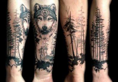 Tatuajes Para Hombres Totem Piernas Tatuaje Pinterest Tatuajes