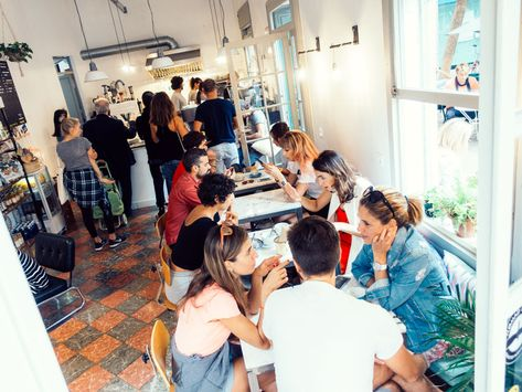 Geheimtipp: Cafe La Molienda in Palma