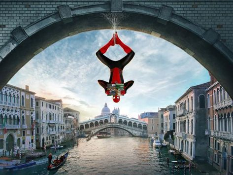 Spider-Man Far From Home 2019 Movie Wallpaper, HD Movies 4K Wallpapers, Images, Photos and Background - Wallpapers Den