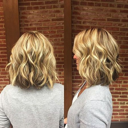 32++ Curly blonde bob hairstyles ideas
