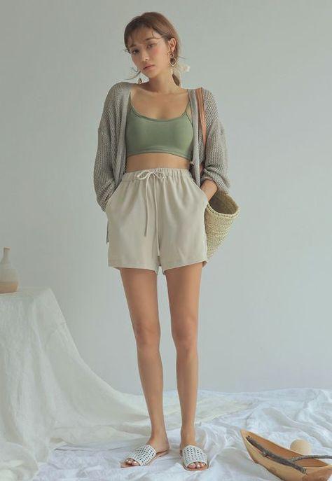 Simplee Ruffle tassel mini shorts women Floral print beach summer shorts female Streetwear elastic h