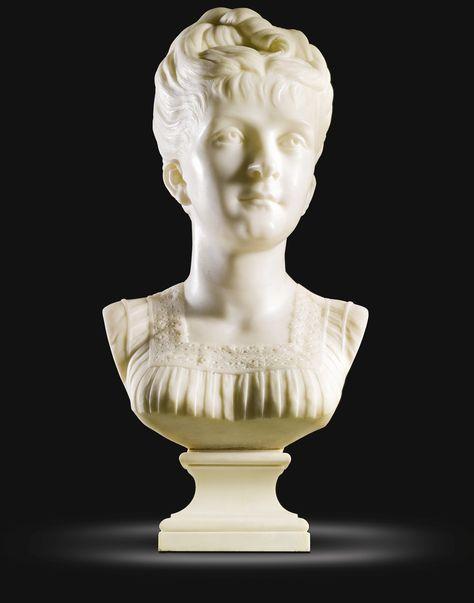 bernhardt, sarah bust of madamois