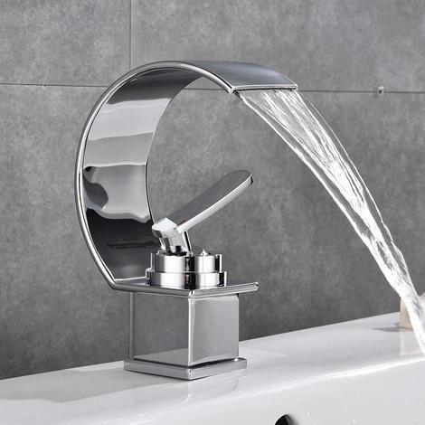 Portia Porcelain Faucet With Mini Shelf With Images Bathroom