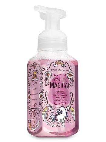I M A Unicorn So Berry Sweet Pocketbac Antibacterial Hand Gel