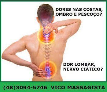 Vico Massagista Sao Jose Sc Dor Nas Costas Dor Lombar Dor Na