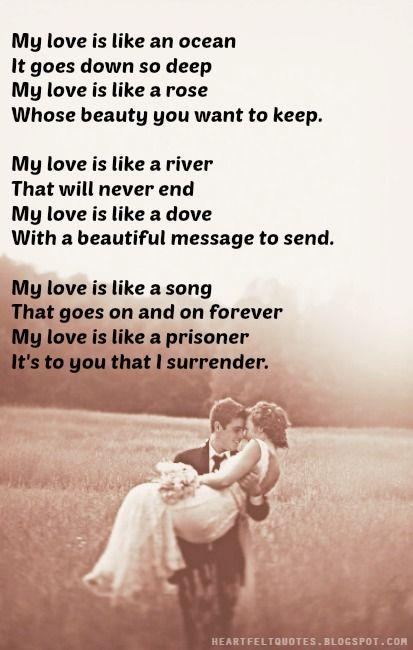 Heartfelt Quotes My Love My Love Love Me Quotes Love Quotes