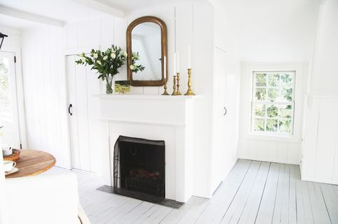 A Country Farmhouse: Guest House: After Photos