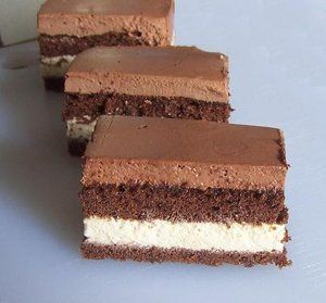 Chocolate Coffee Mousse Cake Resep Makanan Penutup Kue Opera Cokelat