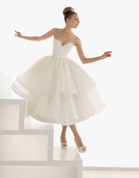 vestidos de novia estilo bailarina | why not? en 2019 | pinterest