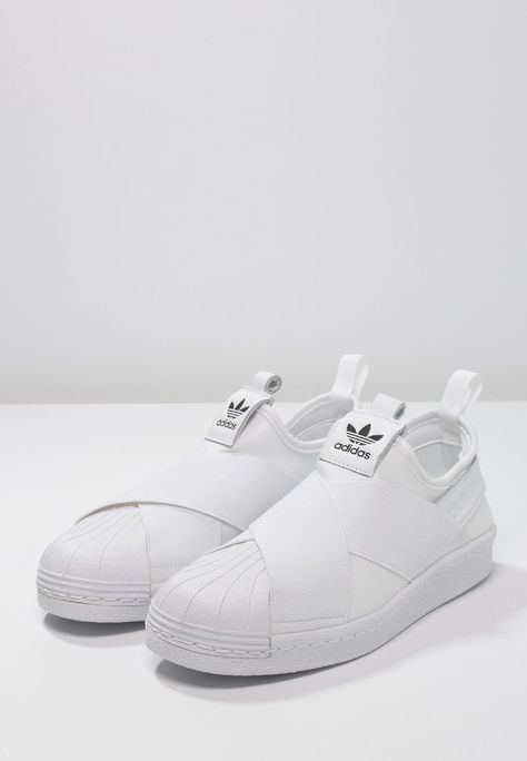 pretty nice df2d1 729ec adidas Originals SUPERSTAR - Slip-ons - white core black for £60.00  (16 02 16) with free delivery at Zalando
