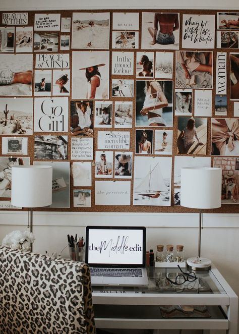How to Start an Inspiration Board & Why You Need One