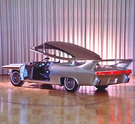 1961 Chrysler TurboFliteThe Future, As Seen From...