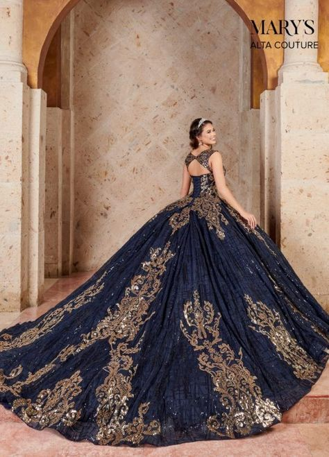 Royal Ball Gowns, Blue Ball Gowns, Princess Ball Gowns, Quince Dresses, Royal Blue Dresses, Ball Gown Dresses, Princess Dresses, Xv Dresses, Royal Blue Gown