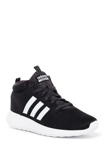 Image Of Adidas Cloudfoam Lite Racer Mid Sneaker Sneakers Adidas Cloudfoam Adidas