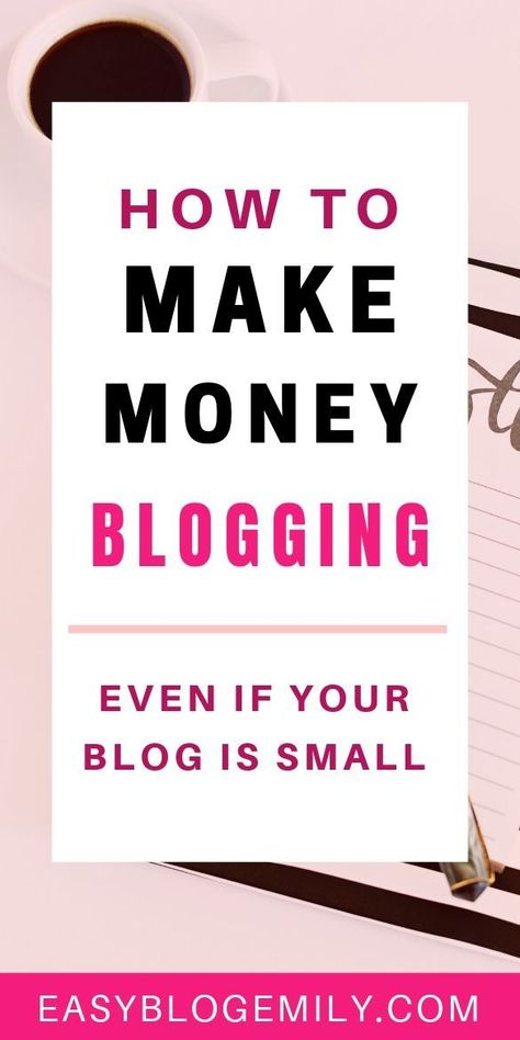 Pin on Blogging for Money