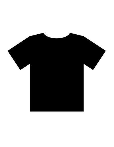 Black Tshirt Template Shirt Template Tshirt Template Blank T Shirts
