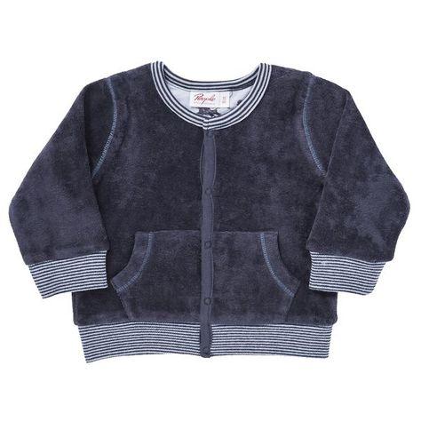 Menschen tragen Bio - Baby Nicky Jacke dunkelblau u. Taube Bio-Baumwolle | Avocado-Tore #AvocadoTore #Baby #Bio #BioBaumwolle #dunkelblau #Jacke #Menschen