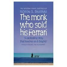 The Start of My Journey. Best Book. The Monk who sold his ferrari