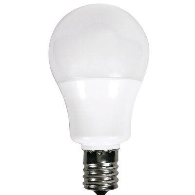 Satco 40 Watt Equivalent E17 Intermediate Led Light Bulb In 2020 Light Bulb Dimmable Led Lights Incandescent Light Bulb