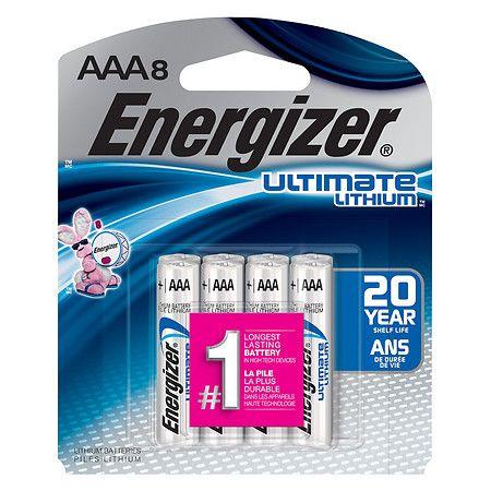 Energizer Batteries Aaa Energizer Battery Energizer Lithium Battery