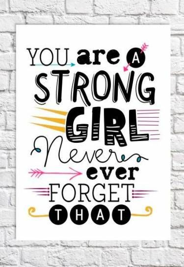 36 Ideas Quotes For Teens Room Quotes Inspirational Quotes For Teens Strong Girl Quotes Inspirational Quotes