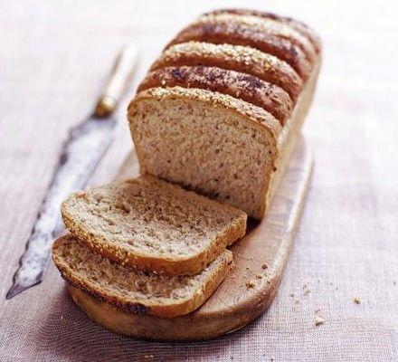 Easy Seed Grain Loaf Recipe Food Bbc Good Food Recipes Vegan Banana Bread