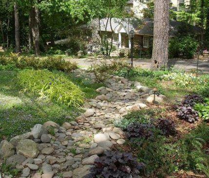 Landscaping Front Yard Hill Perennials 17 Trendy Ideas Front Hill Ideas Land Landschaftsbau Landschaftsbau Mit Steinen Vorgarten Anlegen