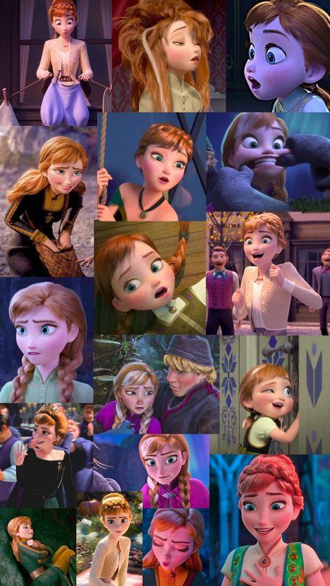 Wallpaper #45 ~ Frozen Anna