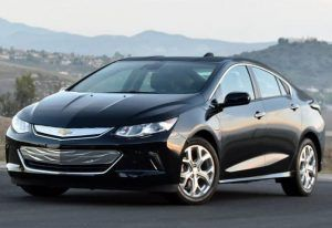 The 2019 Chevrolet Volt Wallpaper
