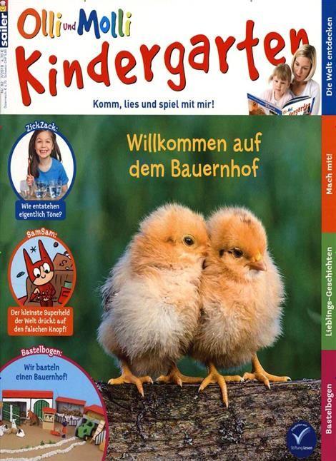 Olli Molli Kindergarten Markiert Den Idealen Einstieg In Die