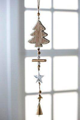 Colgante árbol De Navidad De Madera 47 Cm Leroymerlin Es En 2020 Arbol Navidad Madera Adornos Navidad Madera Adornos Navideños Reciclados