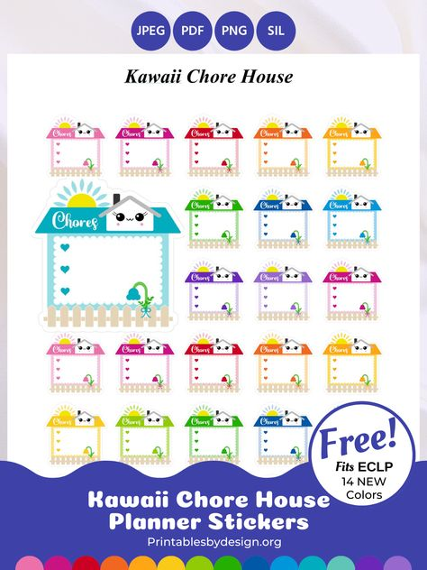 Organize your life Fits most Planners Halloween Half and Quarter Boxes