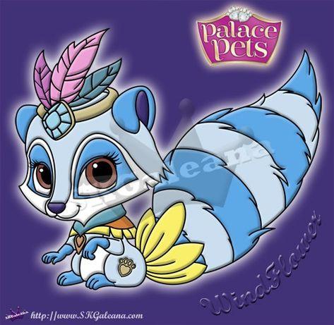 New Disney Princess Palace Pet Coloring Page Of Windflower Princess Palace Pets Disney Princess Palace Pets Palace Pets