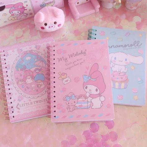 Loli Kawaii, Anime Kawaii, Arte Do Kawaii, Baby Pink Aesthetic, Aesthetic Food, Otaku Room, Kawaii Room, My Melody, Little Twin Stars