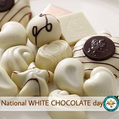 National White Chocolate Day Wishes Images Https Ift Tt 3h2uvx2 In 2020 Chocolate Assortment Godiva Chocolatier White Chocolate