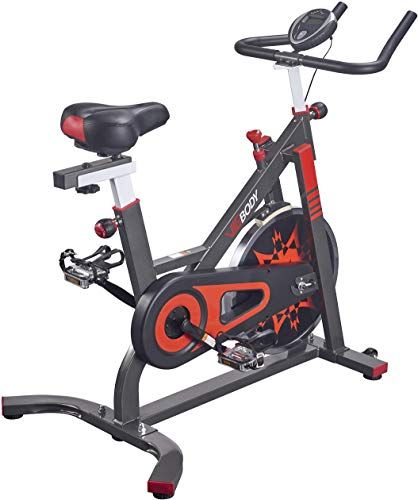 Enjoy Exclusive For Vigbody Exercise Bike Indoor Cycling Bicycle Stationary Bikes Cardio Workout Machine Upright Bike Belt Drive Home Gym Online Thetophitssel In 2020 Indoor Bike Workouts Biking Workout Best Exercise Bike