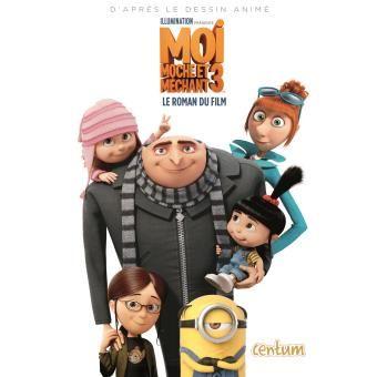 Moi Moche Et Mechant Film Roman