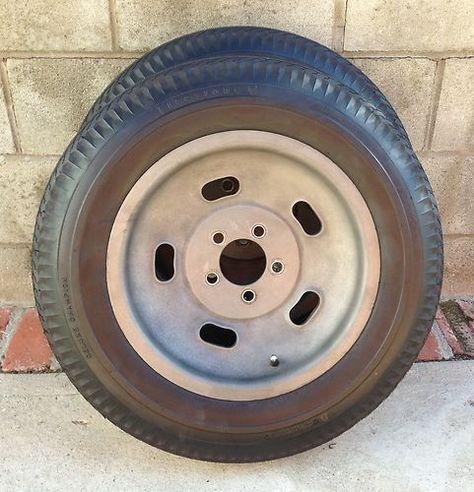 15x4 Halibrand Mag Wheels Custom Cars Wheel Rims
