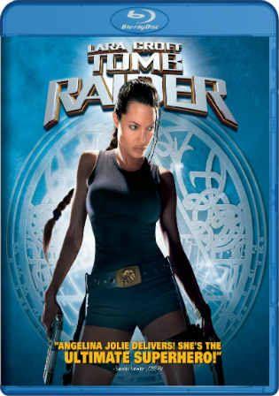 Lara Croft Tomb Raider 2001 Brrip 300mb Hindi Dual Audio 480p In