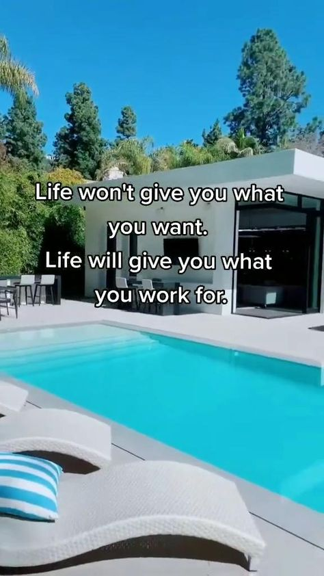 You get what you work for  Motivational quotes for success  Motivational quotes