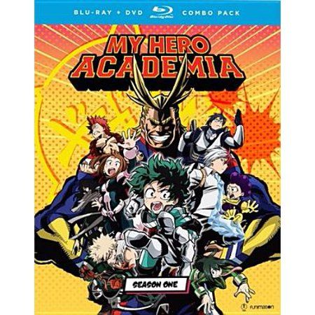 Movies Tv Shows Anime Dvd My Hero My Hero Academia
