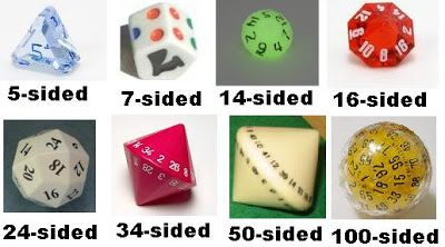 Image Result For 7 Sided Die Coasters