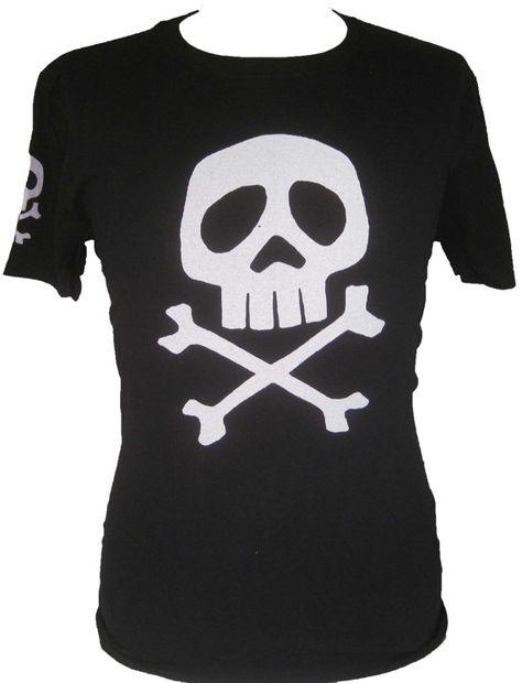 Bisura T-Shirt Capitan Harlock Anni 80