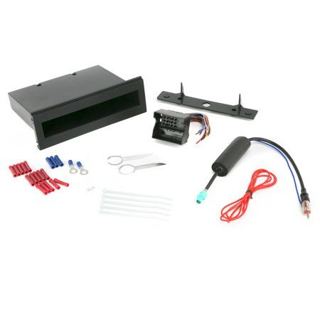 Install Centric Icvw4bn Volkswagen 2002 06 Complete Car Stereo