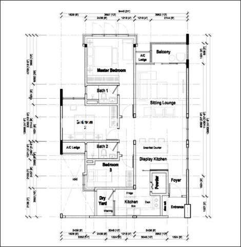 City Of Green Bukit Jalil Apartment Plans Floor Plans How To Plan