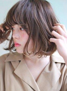 2018春夏のトレンドヘアカラーまとめ この春染めたい流行髪色 髪型を