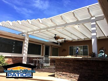 Alumawood Patio Cover By Southern
