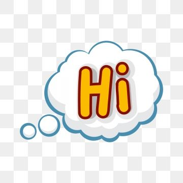 Hi Talk Bubble Sticker Text Background Comic Pop Icon Cartoon Sign Poster Style Font Hello Speech Card Graphic Hand In 2020 Bubble Stickers Text Background Comic Text